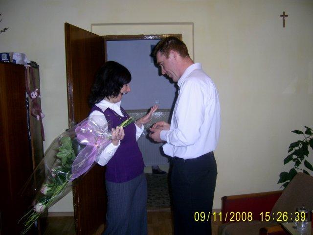 Zásnuby 9.november 2008 - Obrázok č. 2