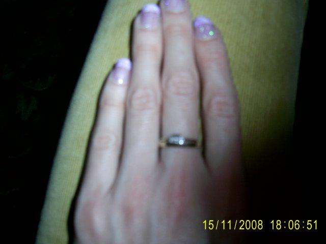 Zásnuby 9.november 2008 - Obrázok č. 3