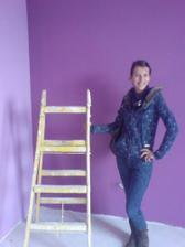tak a to som ja...tvarim sa že som malovala :)))
