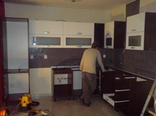 Naše prvé spoločné bývanie...vol. 2 - kuchyňa v počiatkoch