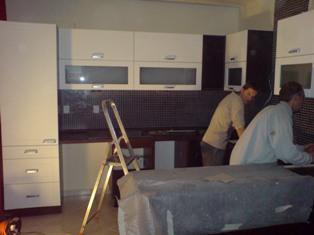 Naše prvé spoločné bývanie...vol. 2 - kuchyňa druhá kontrola :)