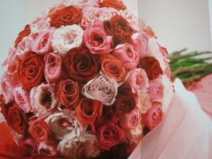 druhá kytice doporučená květinářkou