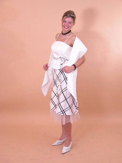 Popolnočné a spol. šaty - inšpirácie - 21.