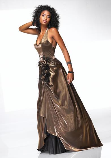 Popolnočné a spol. šaty - inšpirácie - 26.