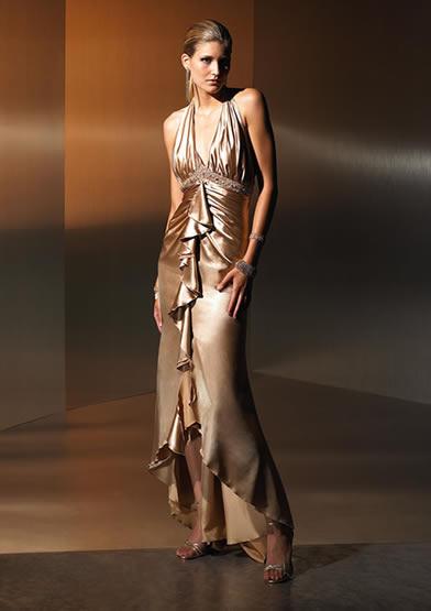 Popolnočné a spol. šaty - inšpirácie - 42.