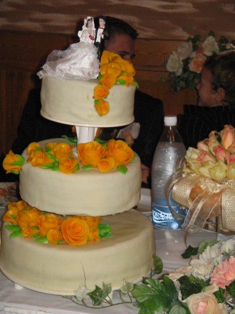 Andrejka{{_AND_}}Miško - Naša svadobná tortička