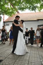 tanec s manželem