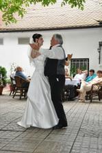 tanec s tatkou