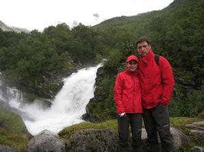 svatební cesta v Norsku - úžasná a dobrodružná