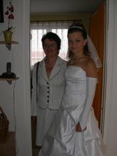 Nevesta s maminkou