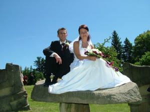 Focení v přírodě - Vrch Gothard v Hořicích
