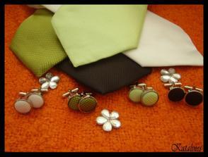 kravaty, sou super a máme na výběr :-) děkuju luphínku :-)