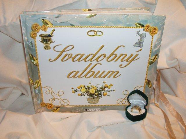 D@J - náš svadovný album s prstienkami