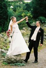 šťastny manželia