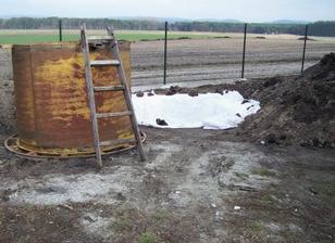 trativod na dazdovu vodu