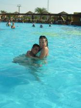 tak to sme my na dovolenke. Egypt 2007
