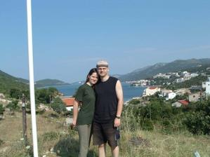 prechadzali sme cez Bosnu