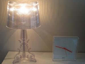KARTELL lampa. Viete kde kupim nejaku podobnu lampu ? Nemusi to byt Kartell :)