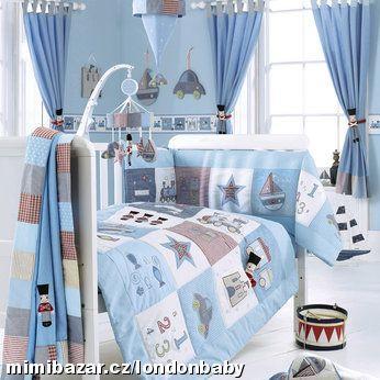 Dětský pokojíček pro chlapečka - inspirace - Obrázek č. 10