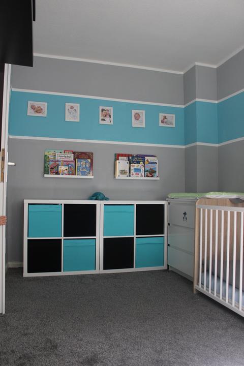 Dětský pokojíček pro chlapečka - inspirace - Obrázek č. 3