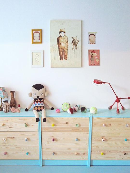 Dětský pokojíček pro chlapečka - inspirace - Obrázek č. 15