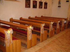 nase maslicky v kostole :-)