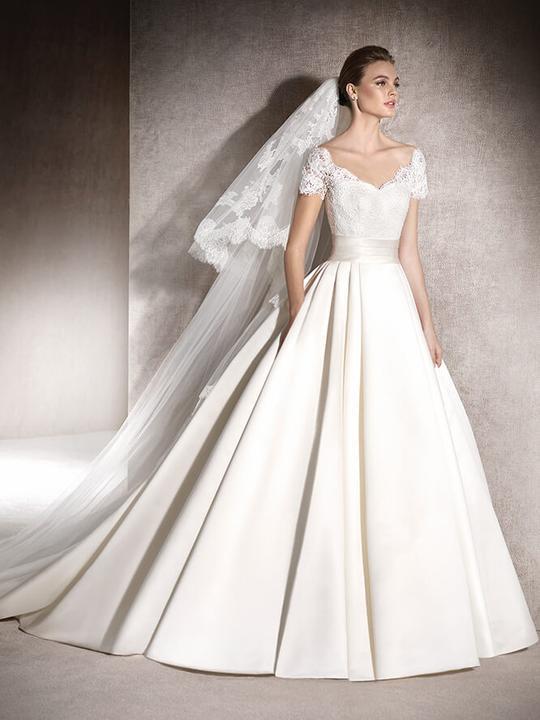 Svadobné šaty ST.PATRICK -  9dea24c1bd6