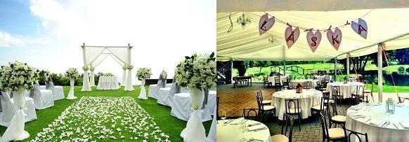 Svadba vonku: ahojte mali ste niekto svadbu + oslavu vonku? Pod stanom, na terase? Prosim o tipy na miesto pre okolie BB,ZV, ZH,PD...dakujem :) - Obrázok č. 1