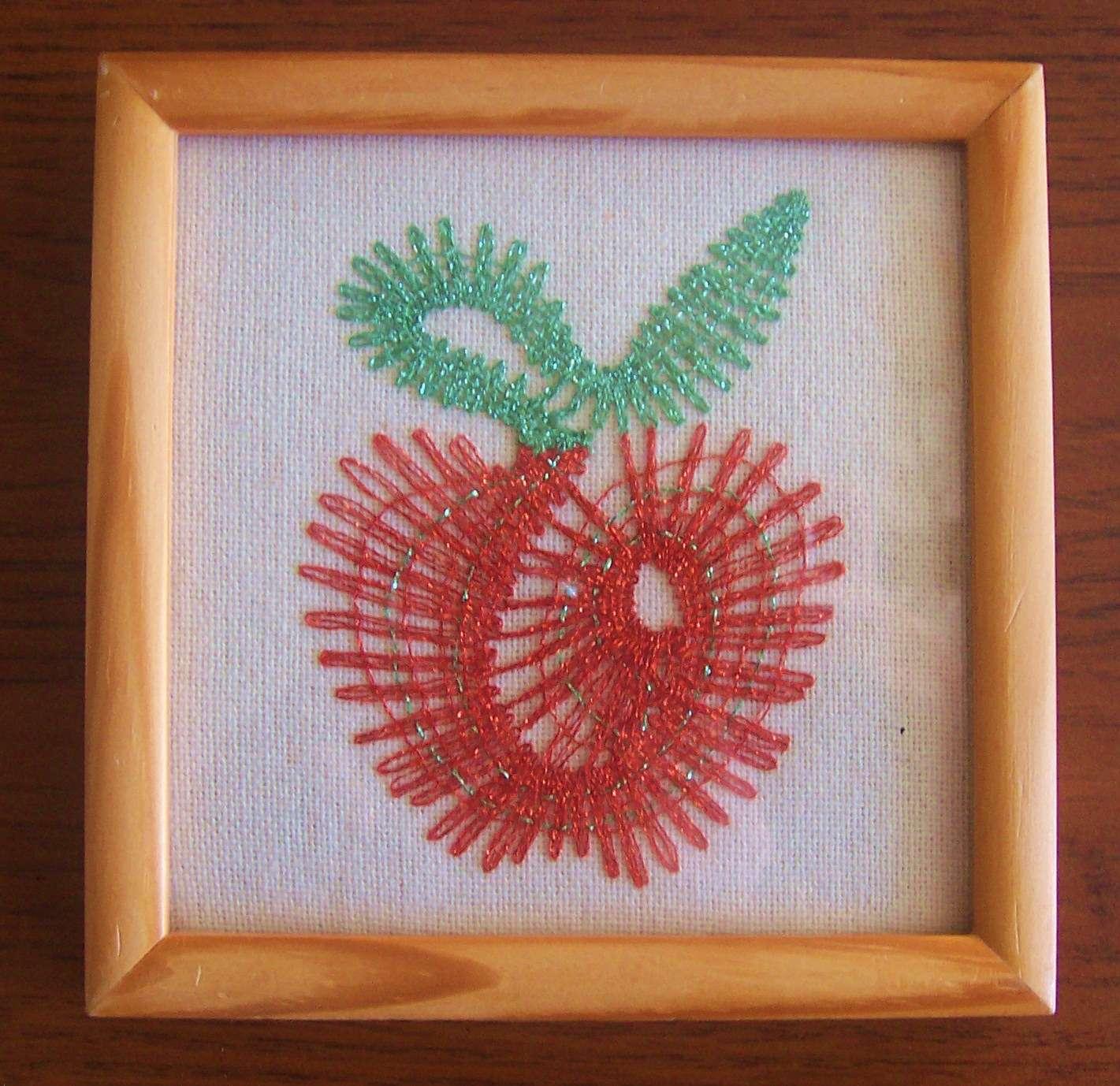 Obrázok - paličkovaná čipka - Obrázok č. 1