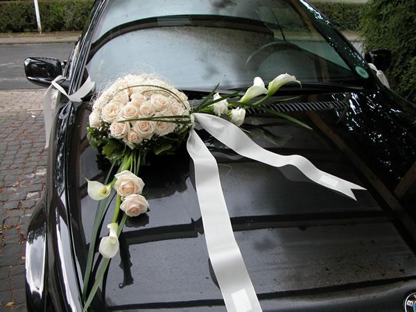 Vyzdoby svadobných  áut - Obrázok č. 10