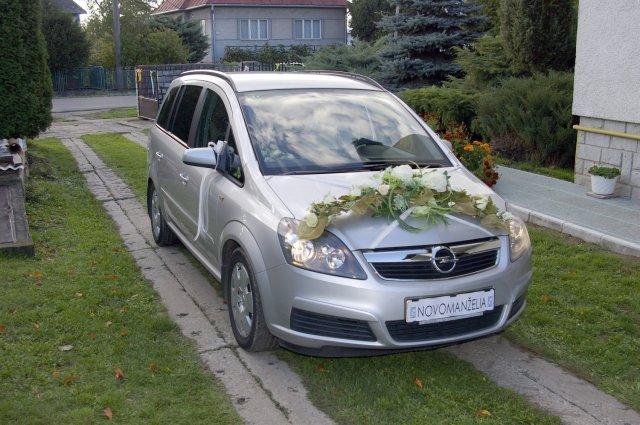 Vyzdoby svadobných  áut - Obrázok č. 40