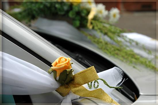 Vyzdoby svadobných  áut - Obrázok č. 64