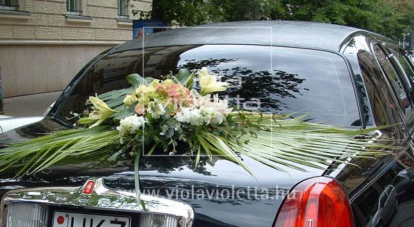 Vyzdoby svadobných  áut - Obrázok č. 81