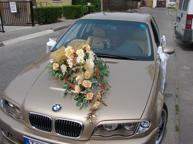 Vyzdoby svadobných  áut - Obrázok č. 88