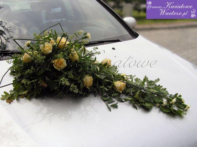 Vyzdoby svadobných  áut - Obrázok č. 92
