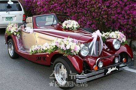 Vyzdoby svadobných  áut - Obrázok č. 94
