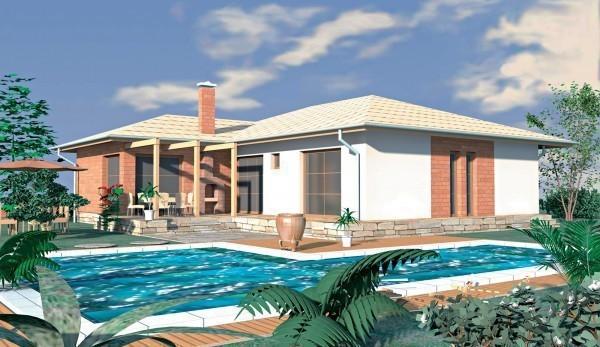 Náš bungalov Archikom1 - Obrázok č. 1
