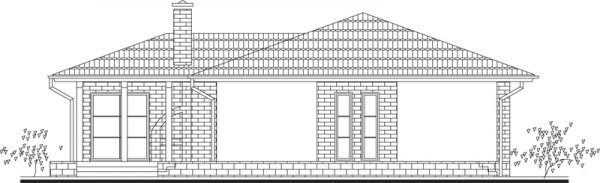 Náš bungalov Archikom1 - Obrázok č. 4