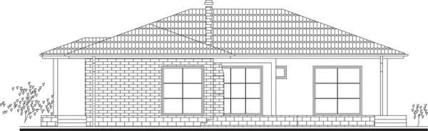 Náš bungalov Archikom1 - Obrázok č. 5
