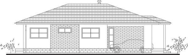 Náš bungalov Archikom1 - Obrázok č. 6