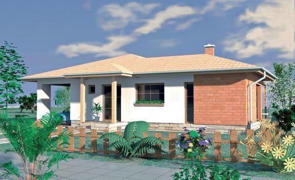 Náš bungalov Archikom1 - Obrázok č. 2
