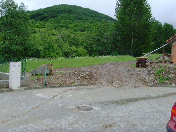 Náš bungalov Archikom1 - Pozemok