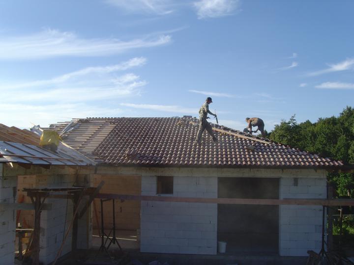 Náš bungalov Archikom1 - Dorezavame narozia