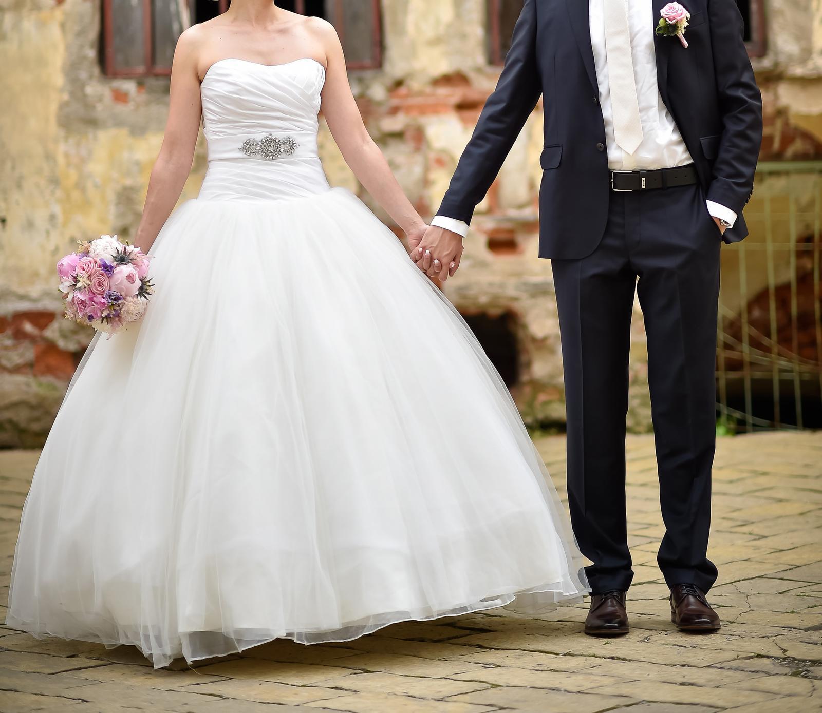 Svadobné šaty Vera Wang - Obrázok č. 1