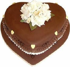čokoládové srdce, taky hezké...