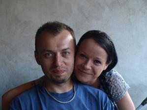 novomanželé Pyšný :-*