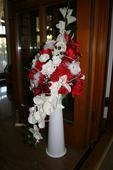Kvetinová dekorácia,