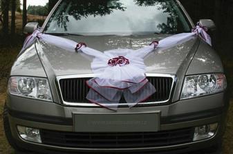 výzdoba pro nevěstu