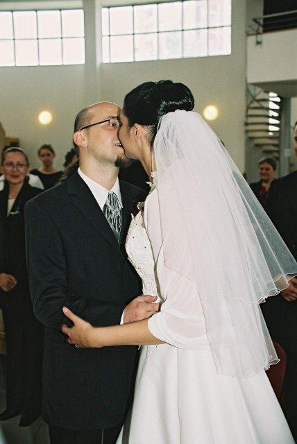 Katka Čulenová{{_AND_}}Mirko Polák - prvy manzelsky boztek