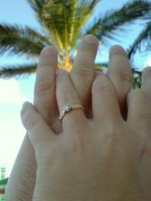...a tohle je ten nejkrásnější prstýnek!